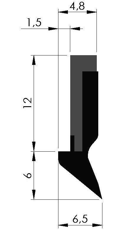 Plan racleur de glissières ALT12