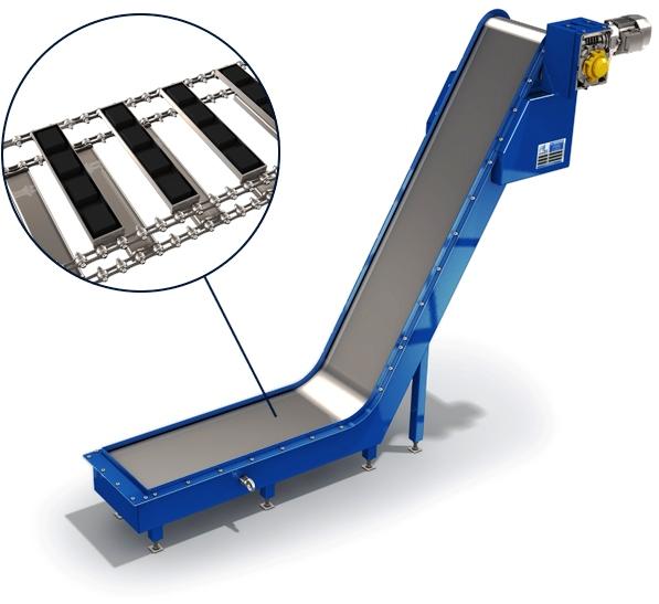 Convoyeur magnetique AL Industrie