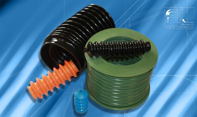 soufflets cylindrique moules