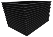Soufflet table elevatrice - Soufflets de protection - Protecteurs telescopiques
