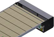 Enrouleur protection de fosse - Protecteur enrouleur - Protecteurs telescopiques