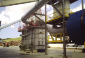 Convoyeur de cendres four biomasse - solution Filière bois
