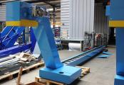 Convoyeur tour horizontal - solution Mécanique
