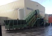 Convoyeur de trie plastique - solution Recyclage