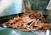Convoyeur scierie bois - solution Filière bois