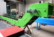 Convoyeur de sable - solution Recyclage
