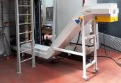 Convoyeur de détourage - solution Mécanique