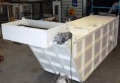 Convoyeur bac dragué - solution Recyclage