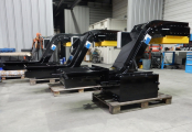 Convoyeur Tornos Deco 10 - solution Mécanique