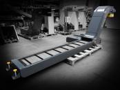 Convoyeur copeaux tour ERNAULT - solution Mécanique