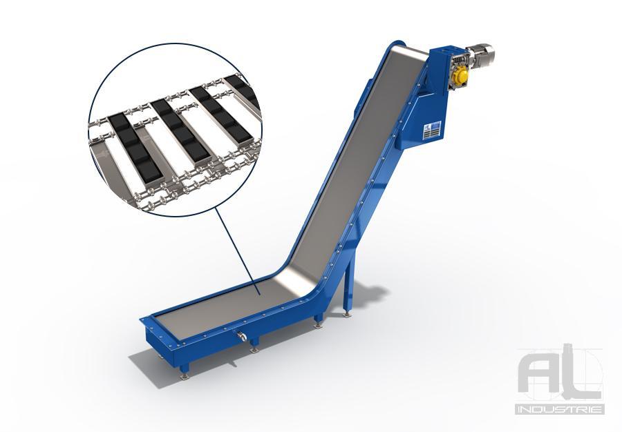 Convoyeur magnetique 6 - Convoyeurs magnétiques