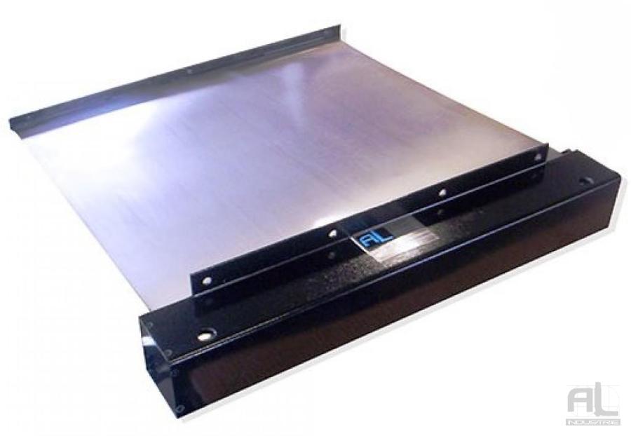 Enrouleur toile Inox - Protecteur enrouleur