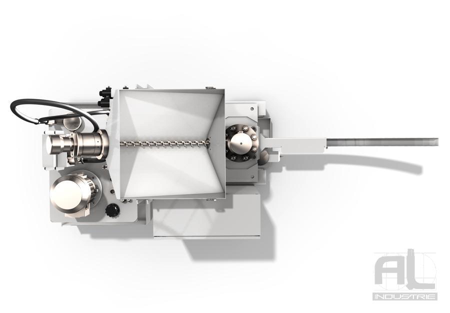 Compacteuse à copeaux PM1 5 - Briqueteuse PM1 - Compacteuse à copeaux