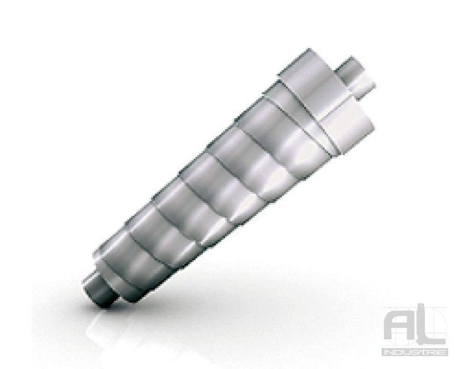 Protecteur spirale 3 - Spirale de protection vis à bille - Spirale de protection