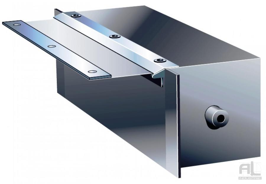Enrouleur tablier aluminium - Enrouleur avec caisson - Protecteur enrouleur