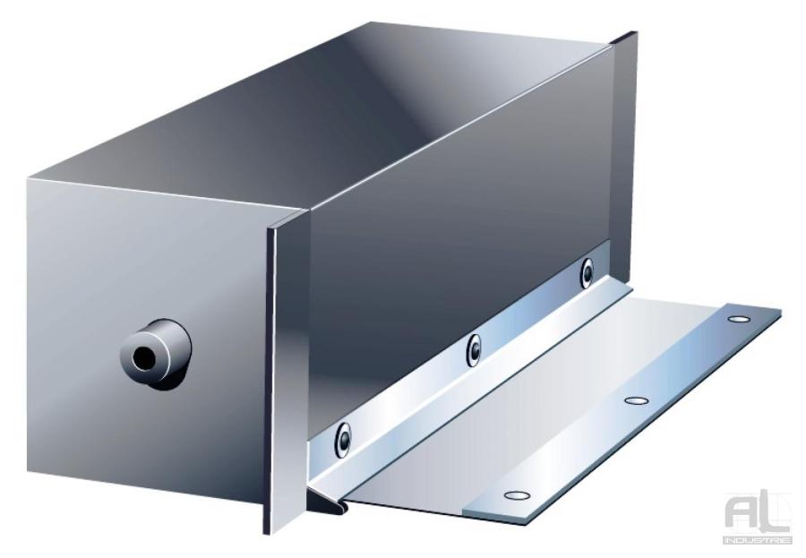 Enrouleurs toile kevlar - Enrouleur avec caisson - Protecteur enrouleur