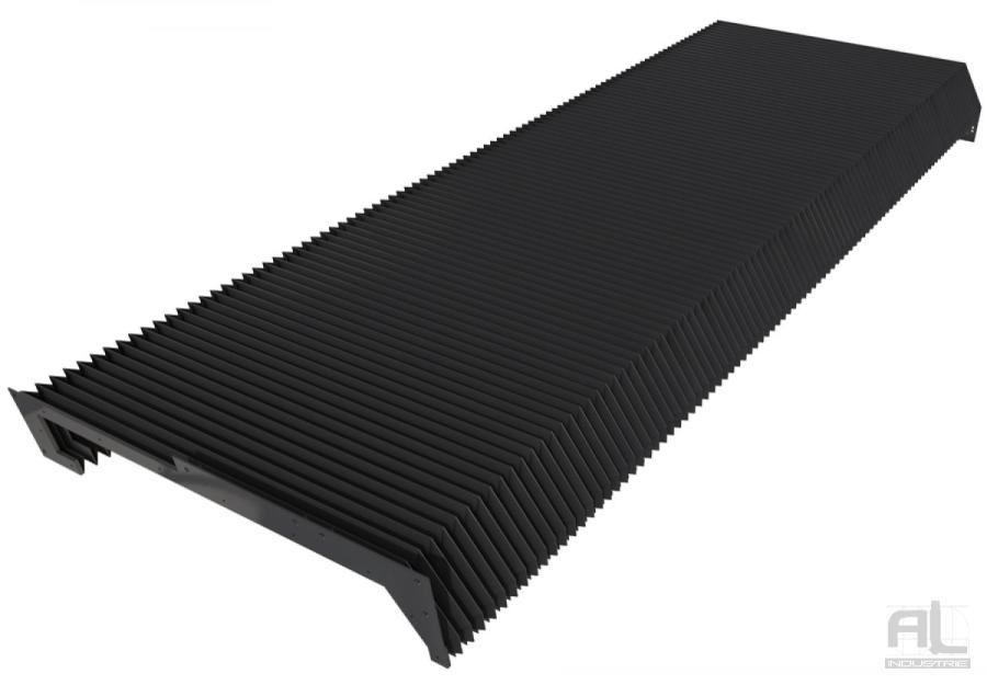 soufflet de protection machine - Soufflet toile plissé - Soufflets de protection