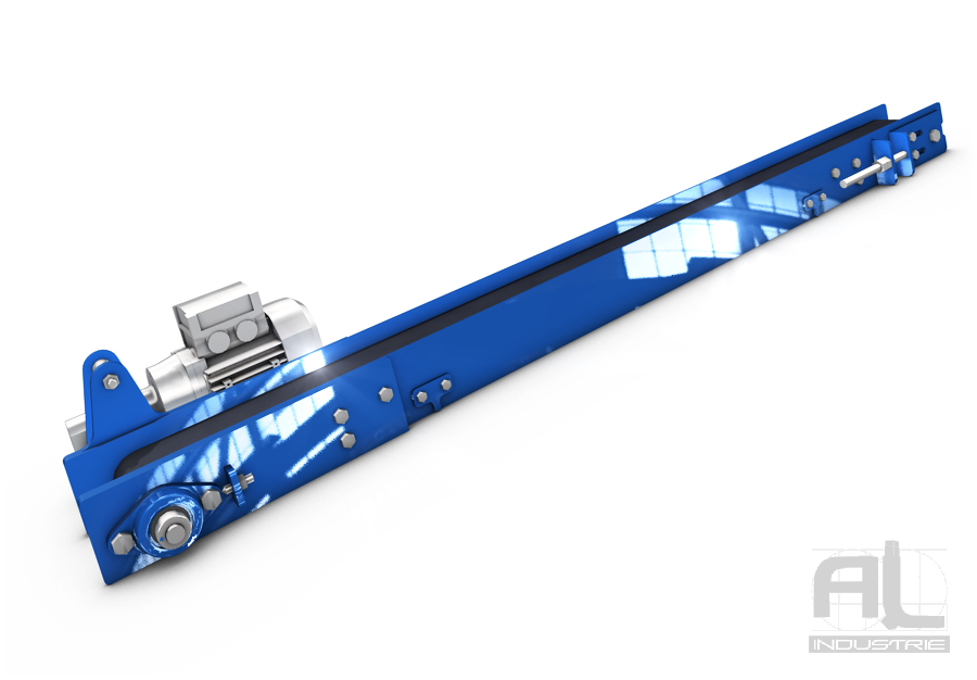 convoyeur bande - Convoyeur a bande série légère - Convoyeurs à bande
