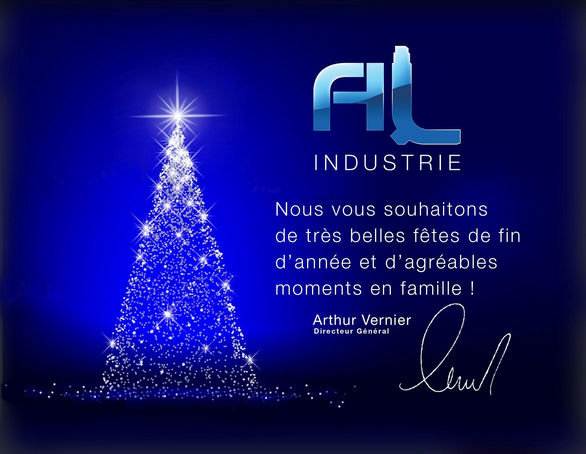 Joyeuses fêtes de fin d'année à tous