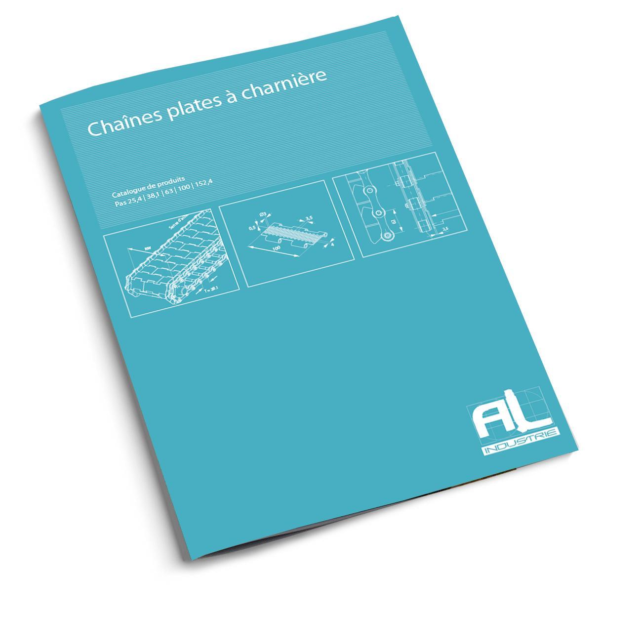 Télécharger les catalogues Al Industrie - Tapis metallique de convoyeur