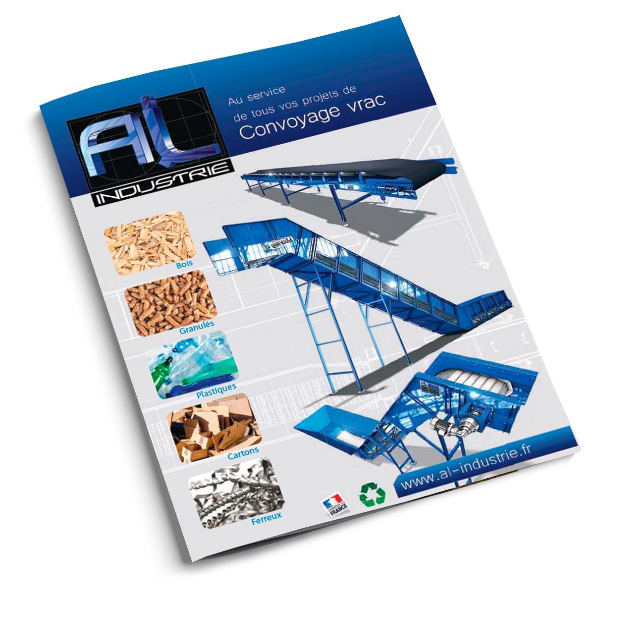 Télécharger les catalogues Al Industrie - Convoyeur environnement