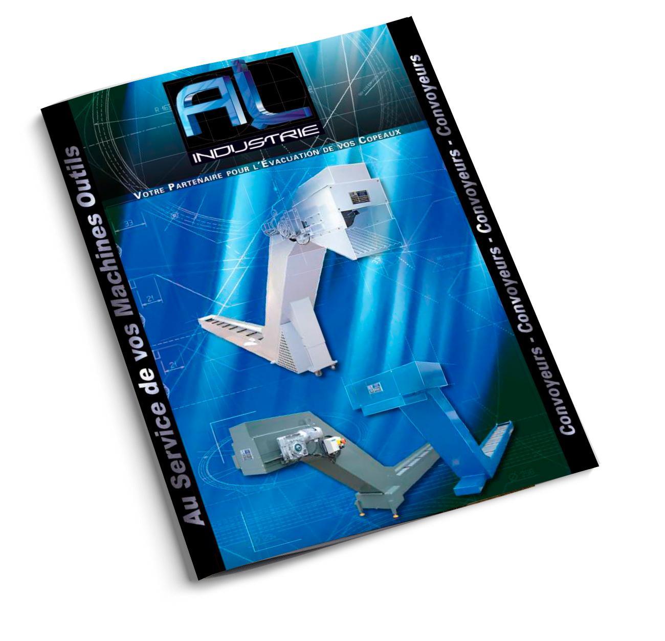 Télécharger les catalogues Al Industrie - Catalogue convoyeurs