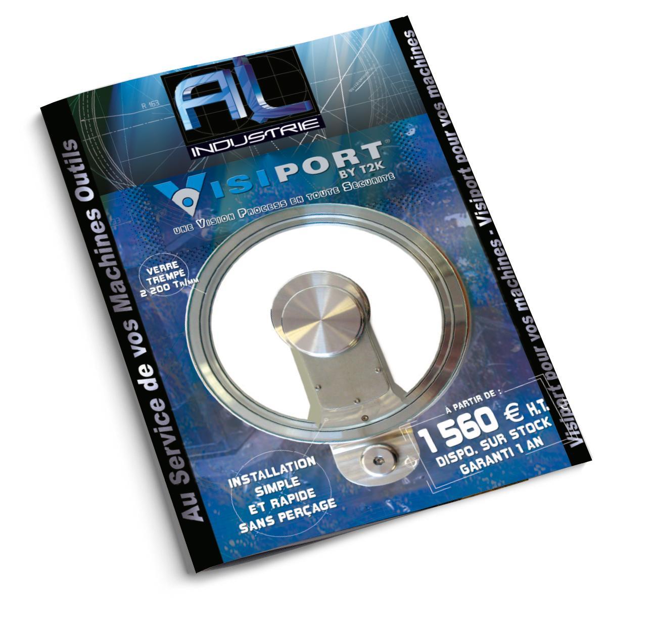 Télécharger les catalogues Al Industrie - Catalogue Visiport
