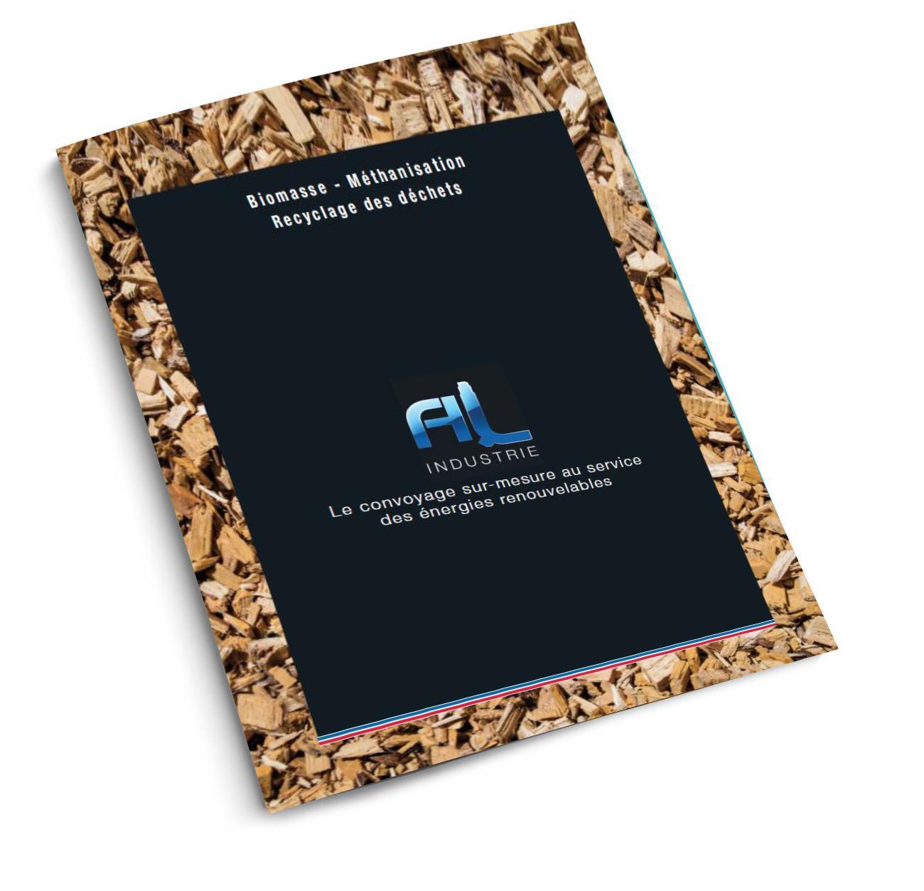 Télécharger les catalogues Al Industrie - Plaquettes énergies renouvelables