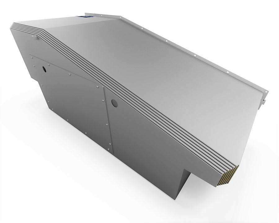protecteur telescopique anayak hvm 3300 x gauche