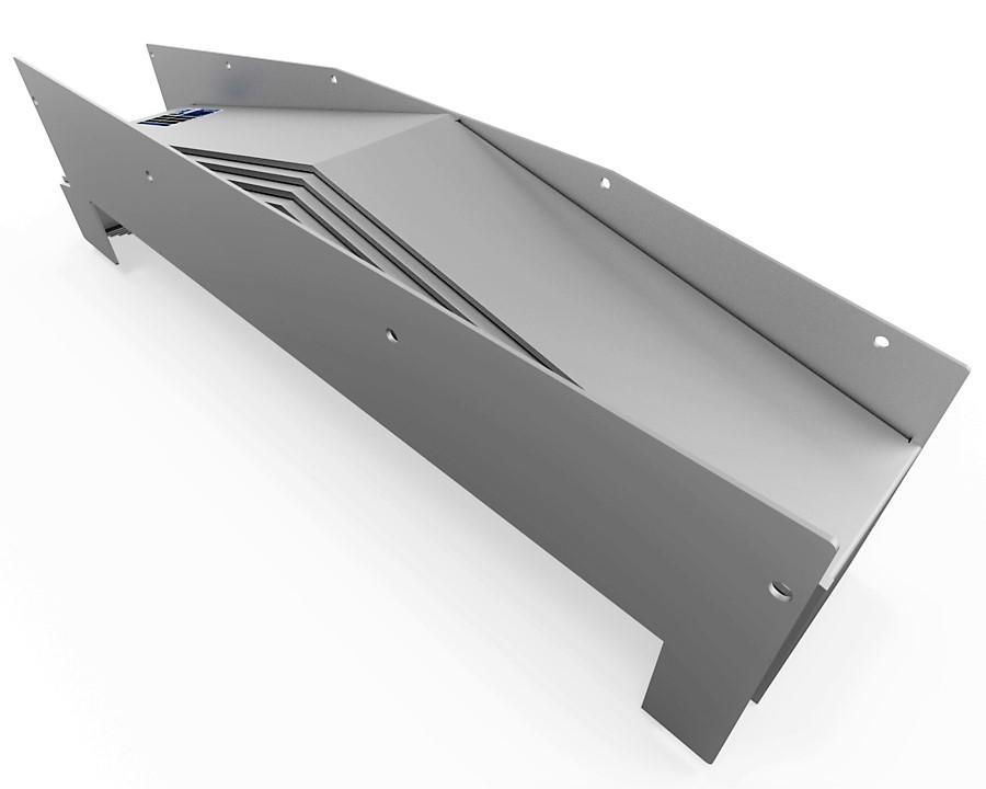 protecteur telescopique kitamura h500 z droit