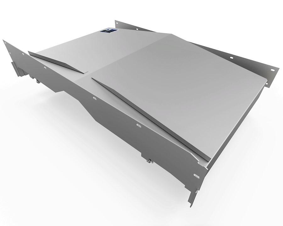 protecteur telescopique mazak ajv 60 80 x opperateur