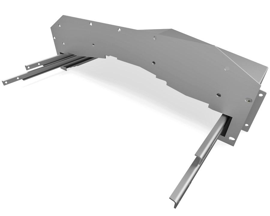 protecteur telescopique mazak ff 510 z gauche