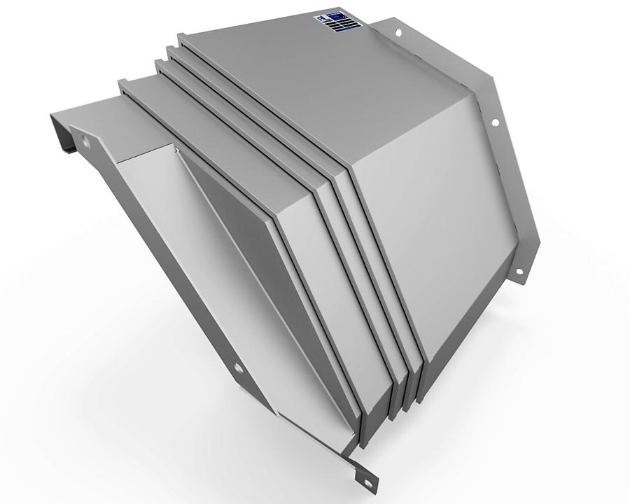 protecteur telescopique mazak integrex 200 s y contre pointe