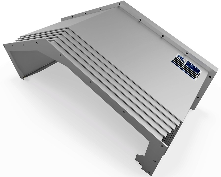 protecteur telescopique mazak integrex e 1060 x gauche