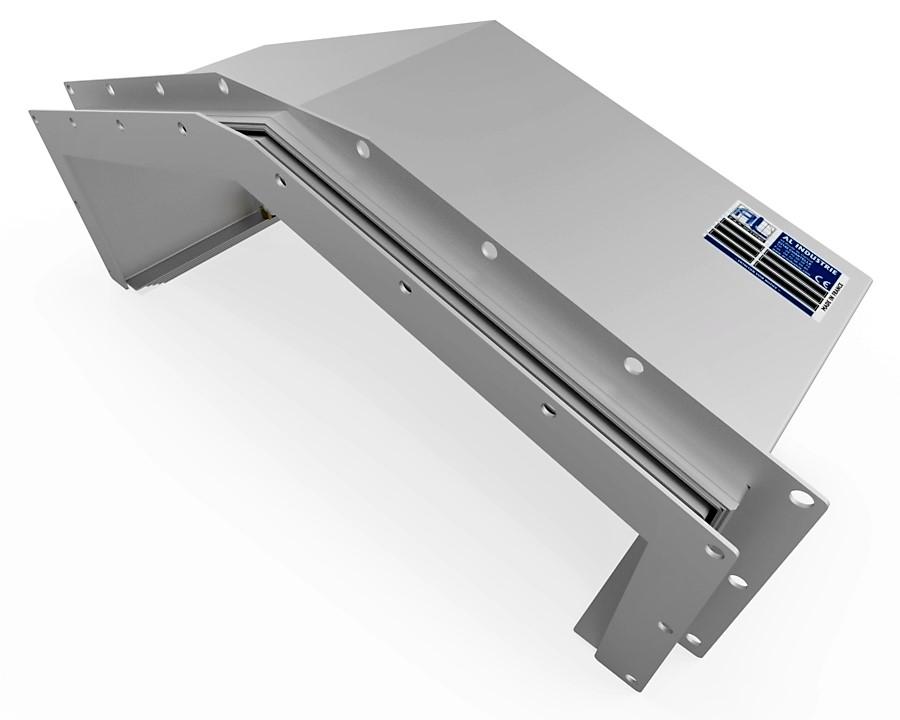 protecteur telescopique mazak nexus 5000 z table