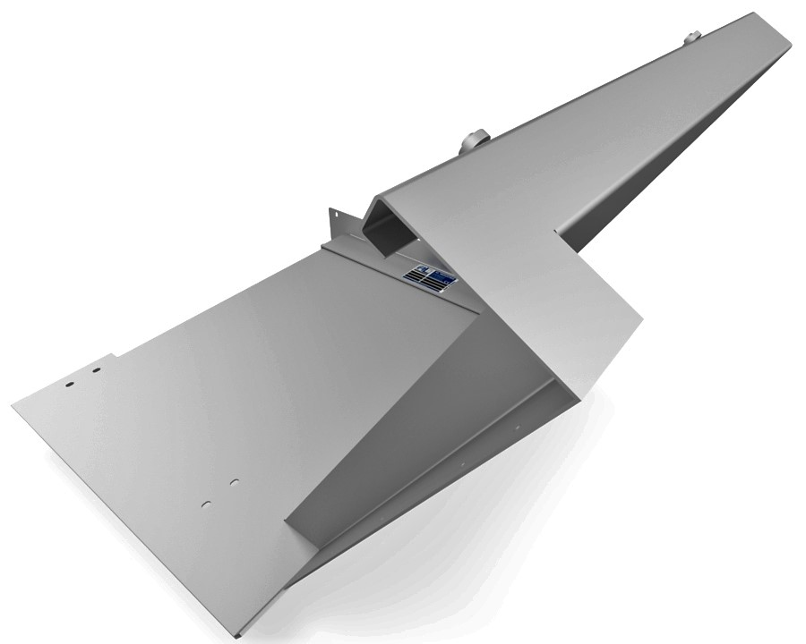 protecteur telescopique somab alphamab 270 ot z gauche