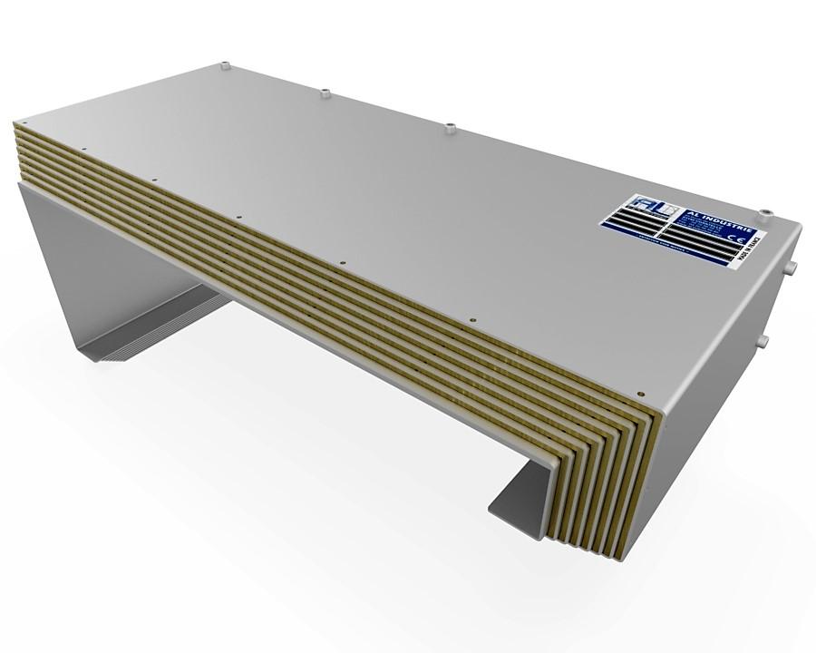 protecteur telescopique somab transmab 500 x