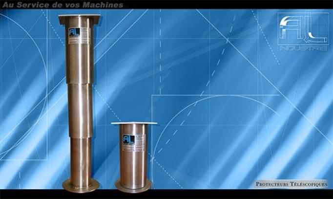 Protecteur Téléscopique Cylindrique