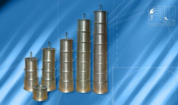 Protecteurs Téléscopiques Cylindiques