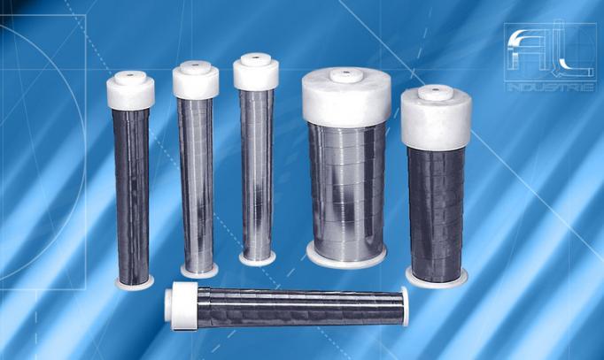 Al Industrie - Nos réalisations : Protecteur spirale Inox