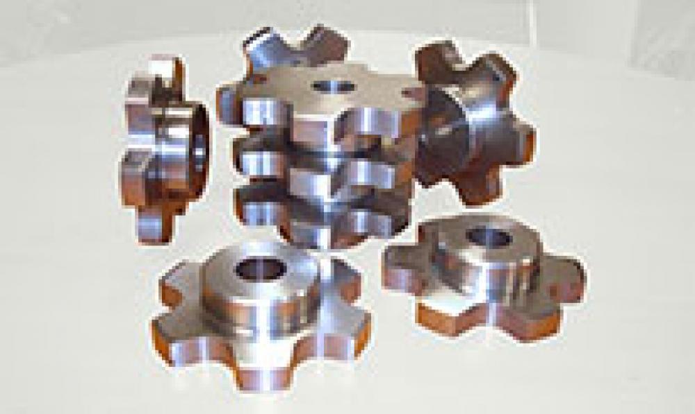 Al Industrie - Nos réalisations : Composants convoyeur