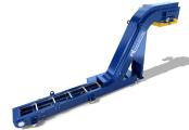Convoyeur raclettes R63 - Convoyeurs à raclettes - Convoyeurs à copeaux