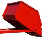 Benne à godet hydraulique 1000 Litres - Bennes godet hydraulique - Bennes de manutention