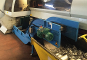 Convoyeur tubes inox - solution Tôlerie