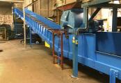 Convoyeurs cartons - solution Recyclage