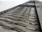 Convoyeur tapis laser MAZAK - solution Tôlerie