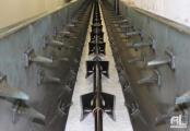 Réseau convoyeur harpons - solution Mécanique