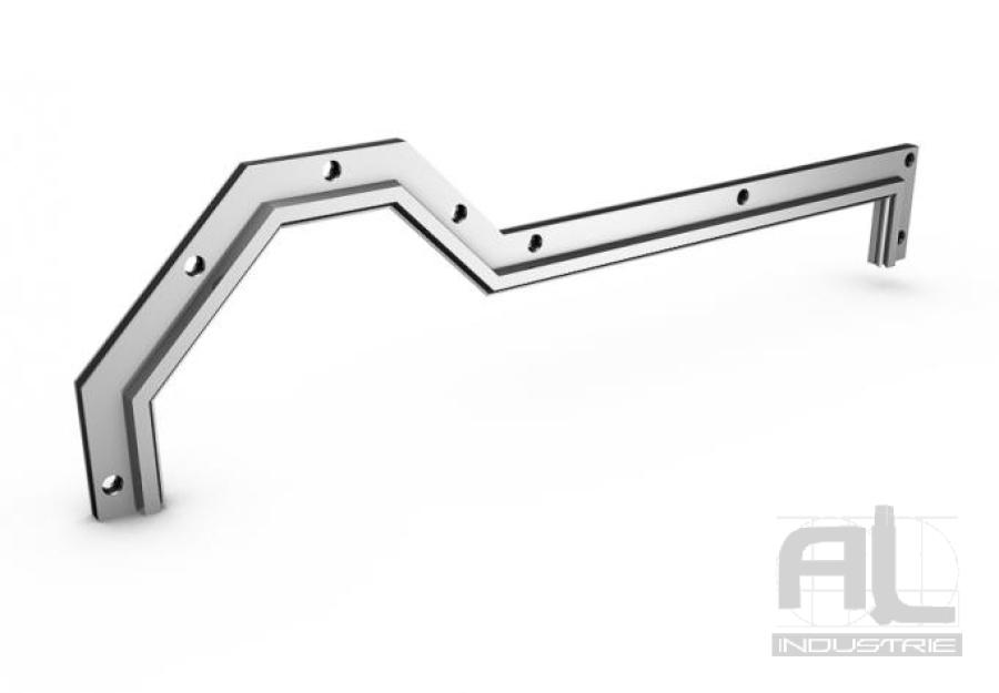 Racleurs de glissières 1 - Racleurs de glissieres - Joints racleurs