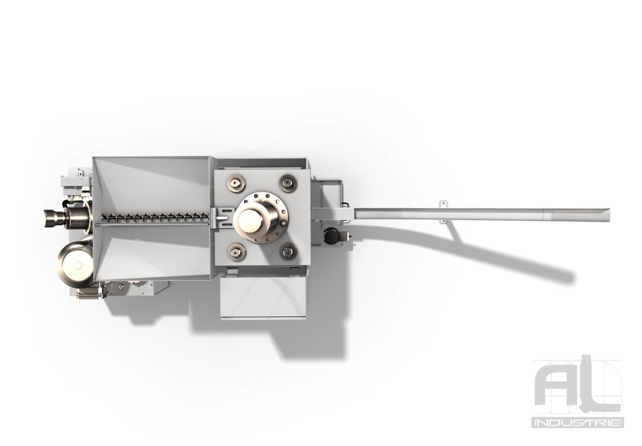 Compacteuse à copeaux PM2 5 - Briqueteuse PM2 - Compacteuse à copeaux