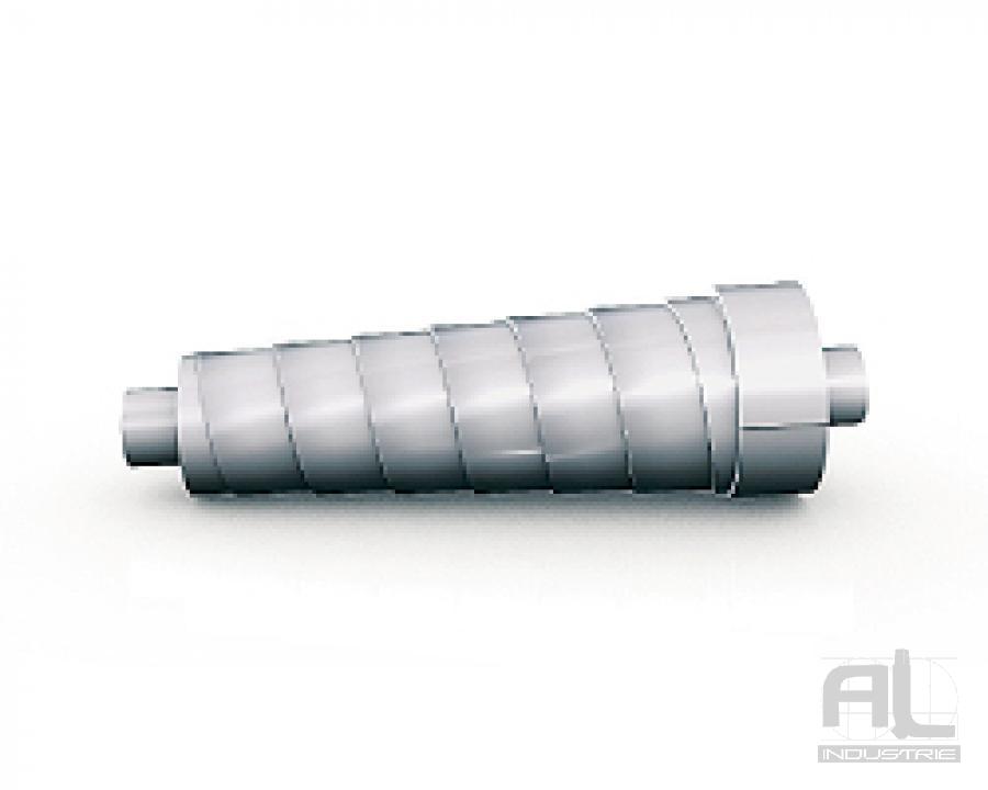 Protecteur spirale - Spirale de protection vis à bille - Spirale de protection